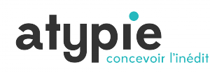 logo Atypie Design Thinking